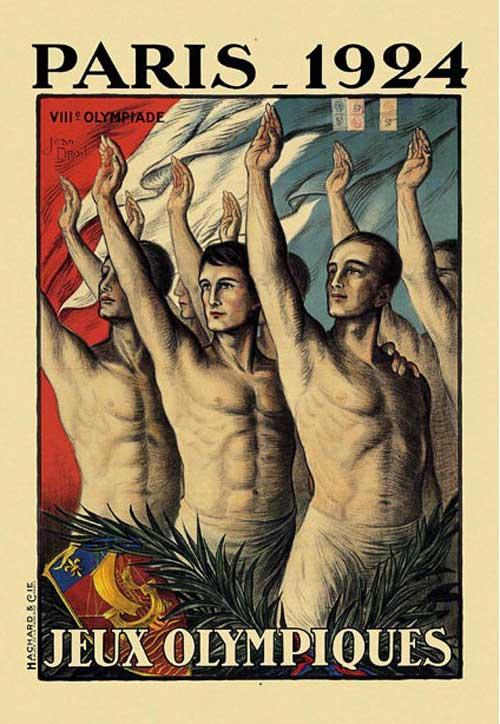 Olimpic games paris 1924