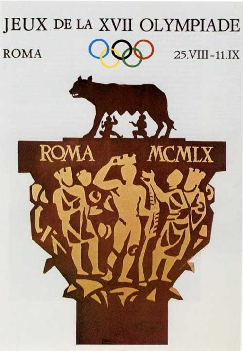 Olimpic games roma 1960