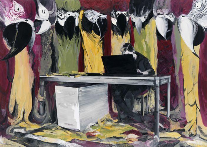 Pola Dwurnik paintings 1