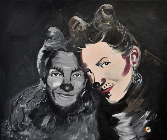 Pola Dwurnik paintings 4