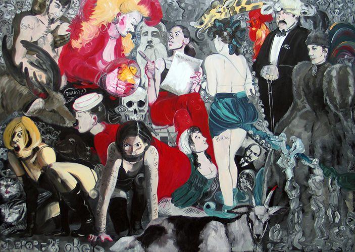 Pola Dwurnik paintings 6