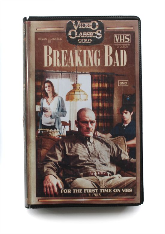 breaking bad vhs