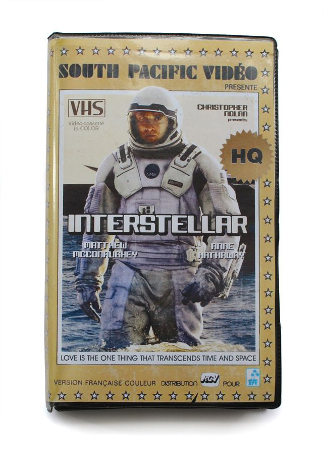 interstelar vhs
