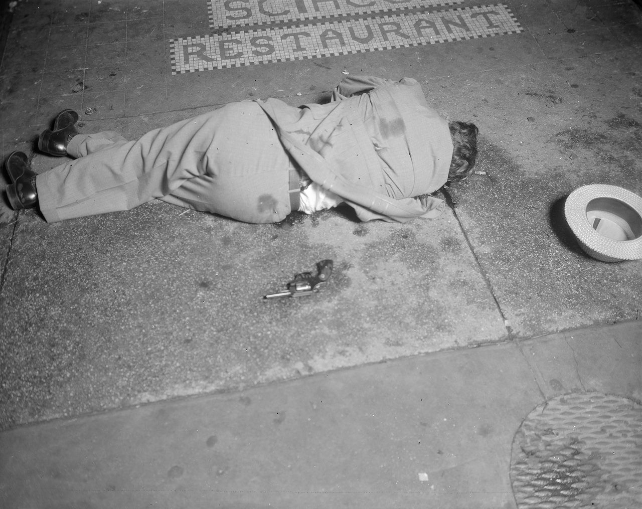 nypd crime photography
