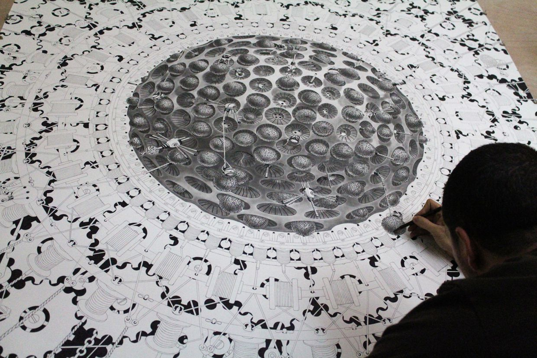 samuel gomez illustration large scale 7