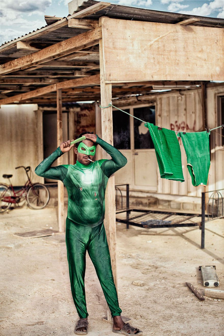 super heroes photography 10
