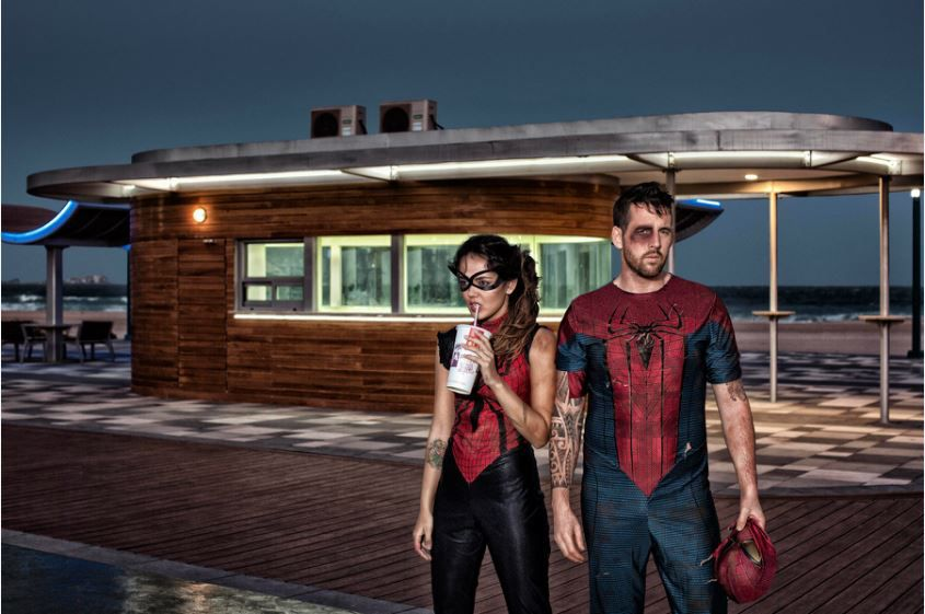 super heroes photography 7