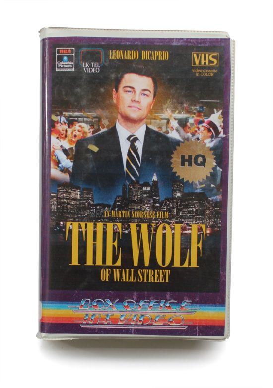 the wolf of wall street oldskull vhs