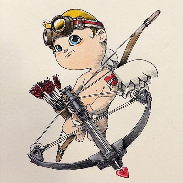 Norio Fujikawa illustration 8
