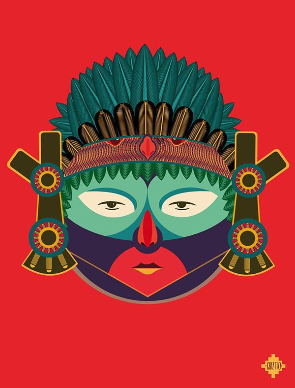 ancestros latinoamericanos ilustracion 7