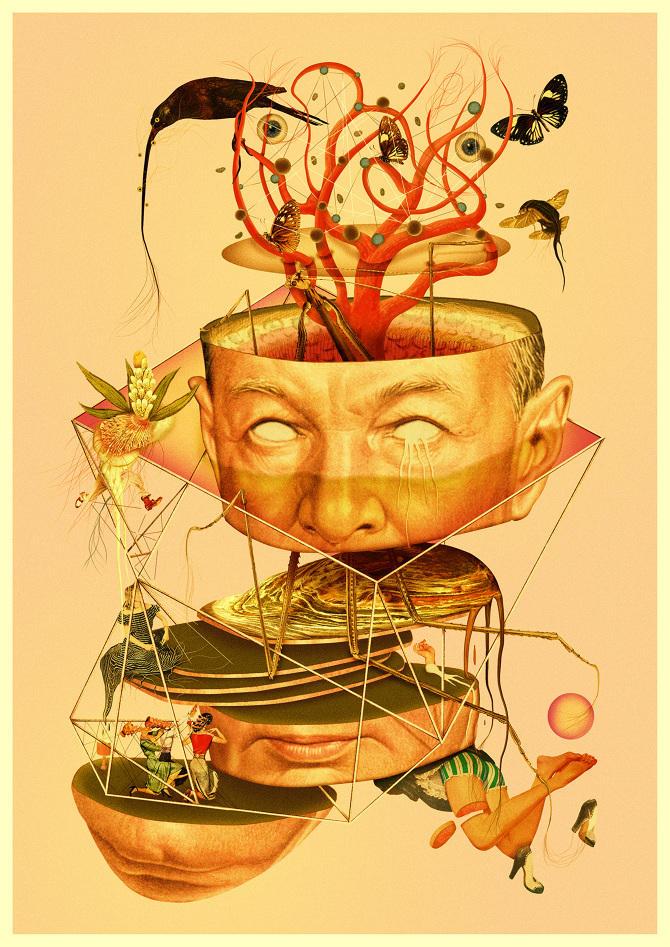 Pierre Schmidt collages 10