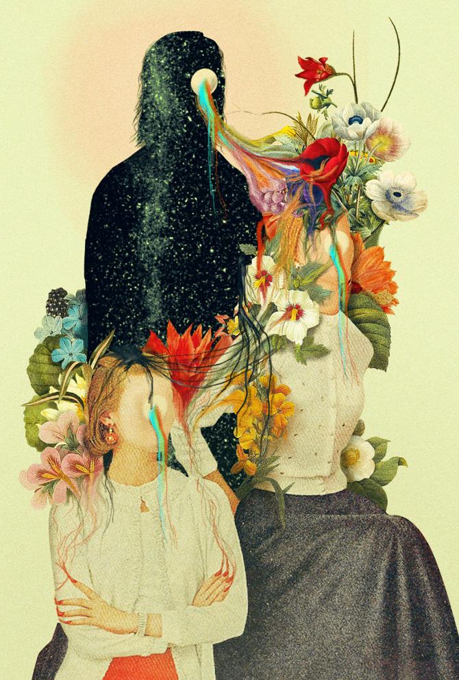 Pierre Schmidt collages 3