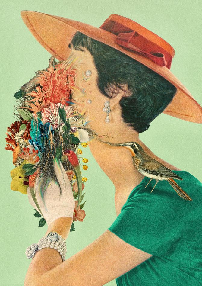Pierre Schmidt collages 4
