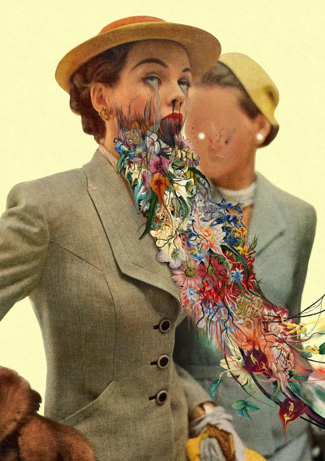 Pierre Schmidt collages 5