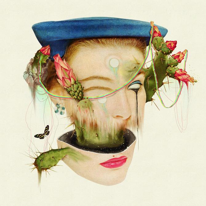 Pierre Schmidt collages 6