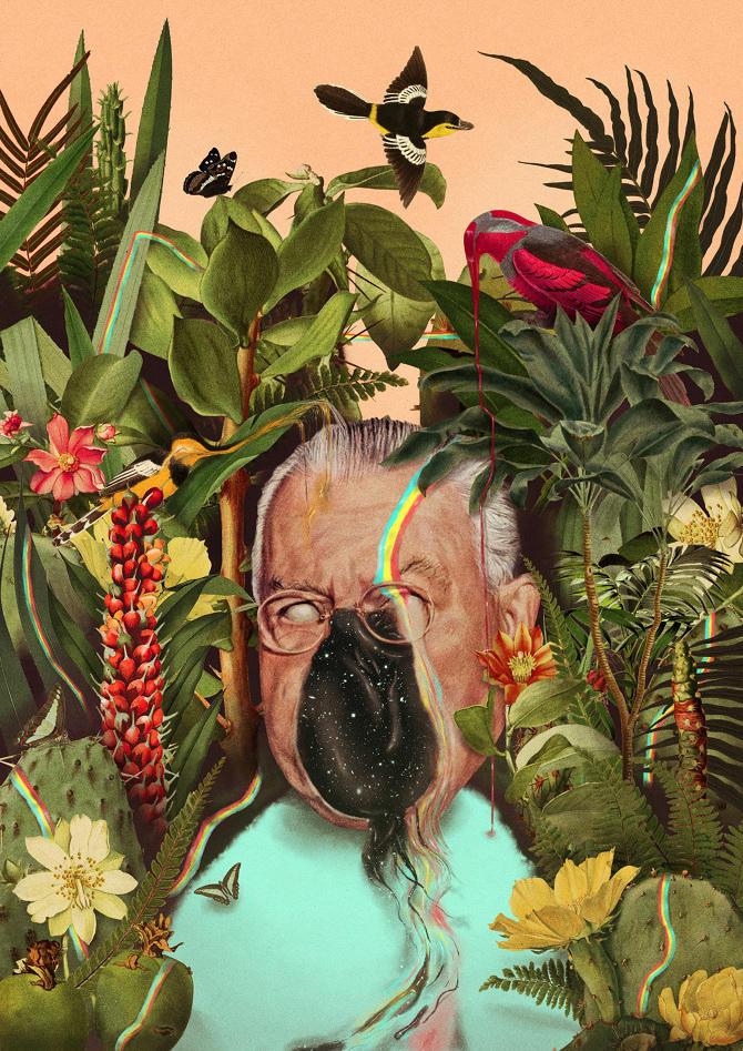 Pierre Schmidt collages 7