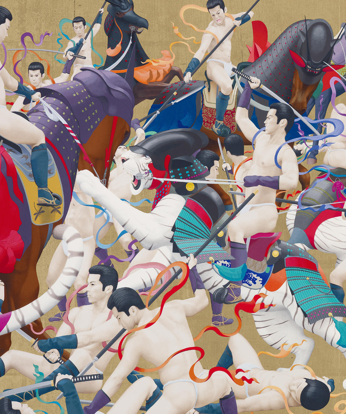 tenmyouya hisashi japanese painting 1