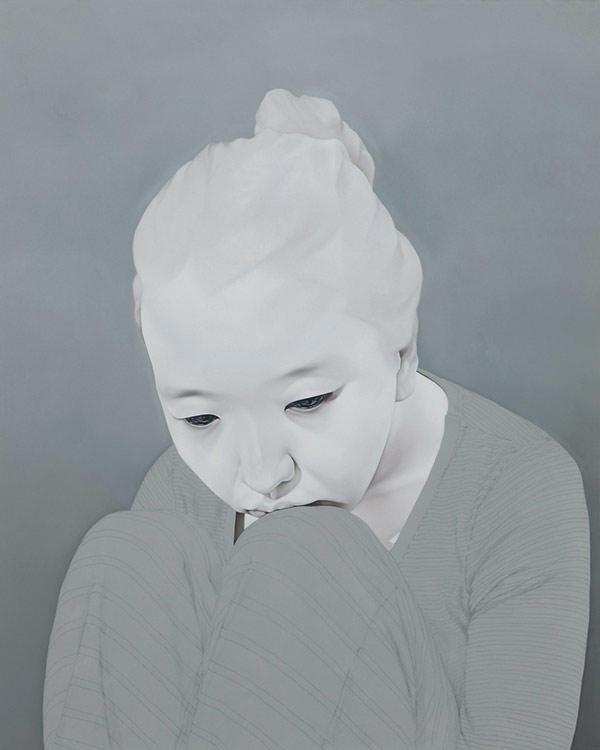 Sungsoo Kim illustration portraits 1