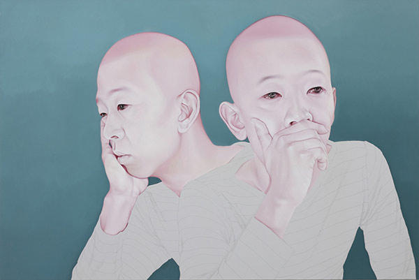 Sungsoo Kim illustration portraits 2