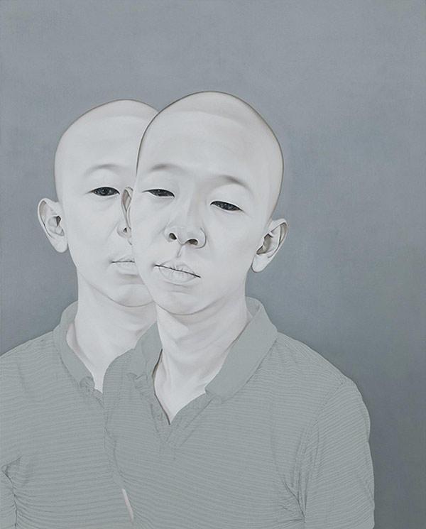 Sungsoo Kim illustration portraits 3