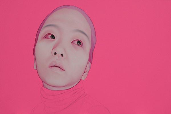 Sungsoo Kim illustration portraits 4