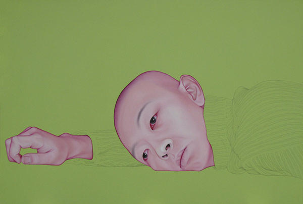 Sungsoo Kim illustration portraits 5