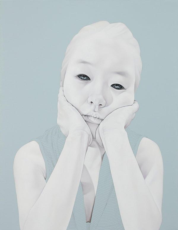 Sungsoo Kim illustration portraits 7