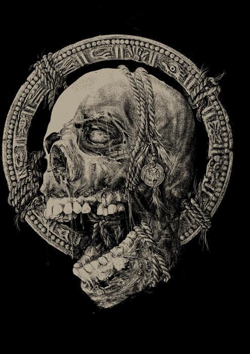 dark illustration by xul1349