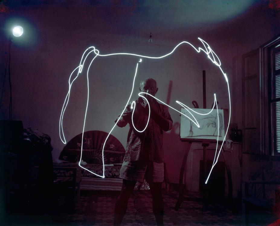 painting light pablo picasso 6