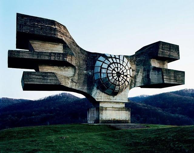 avant garde yogoslavia architecture 1