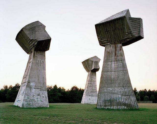avant garde yogoslavia architecture 14