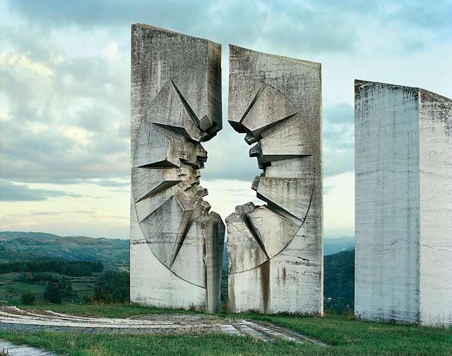 avant garde yogoslavia architecture 3