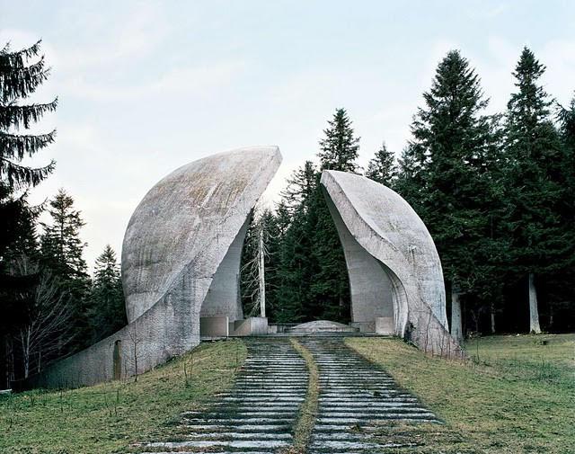 avant garde yogoslavia architecture 7