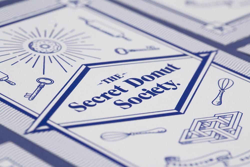 the secret donut society branding oldskull 3