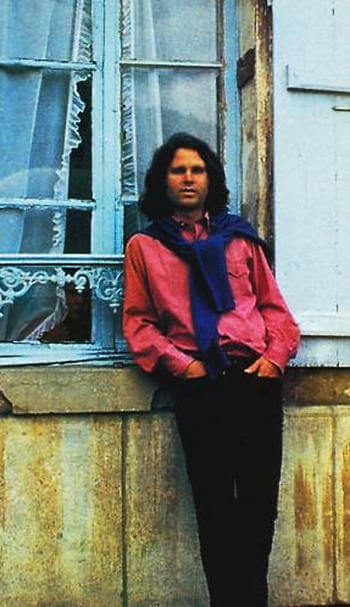 Last Known Photos of Jim Morrison in Paris on June 28, 1971(6) oldskull