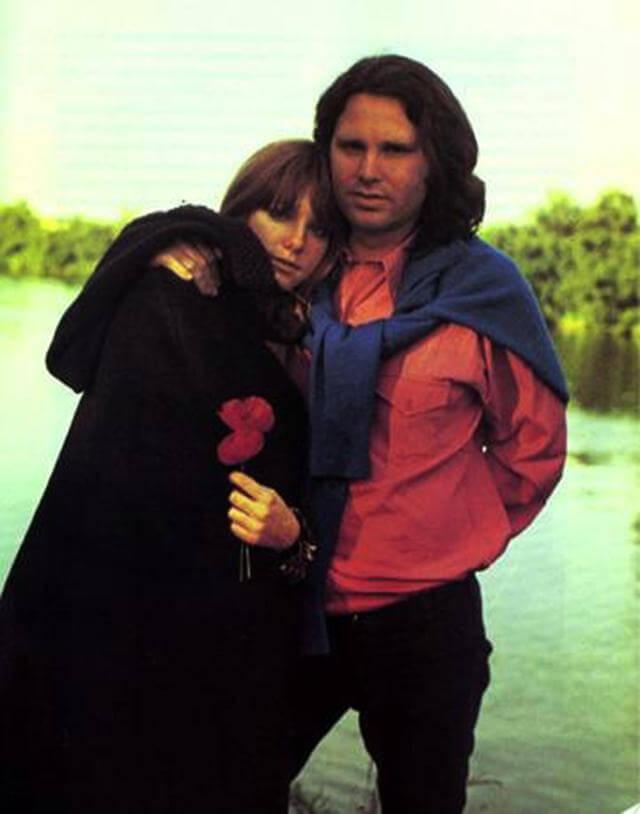 Last Known Photos of Jim Morrison in Paris on June 28, 1971(9)