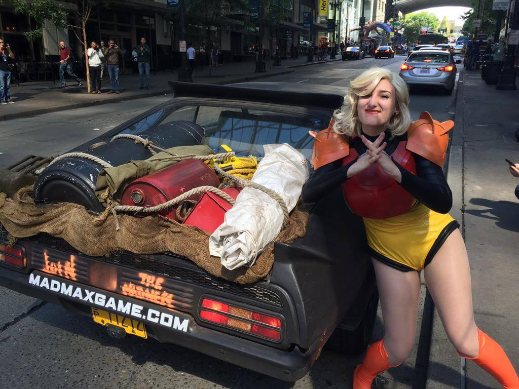Mad Max Uber Service in Seattle 2