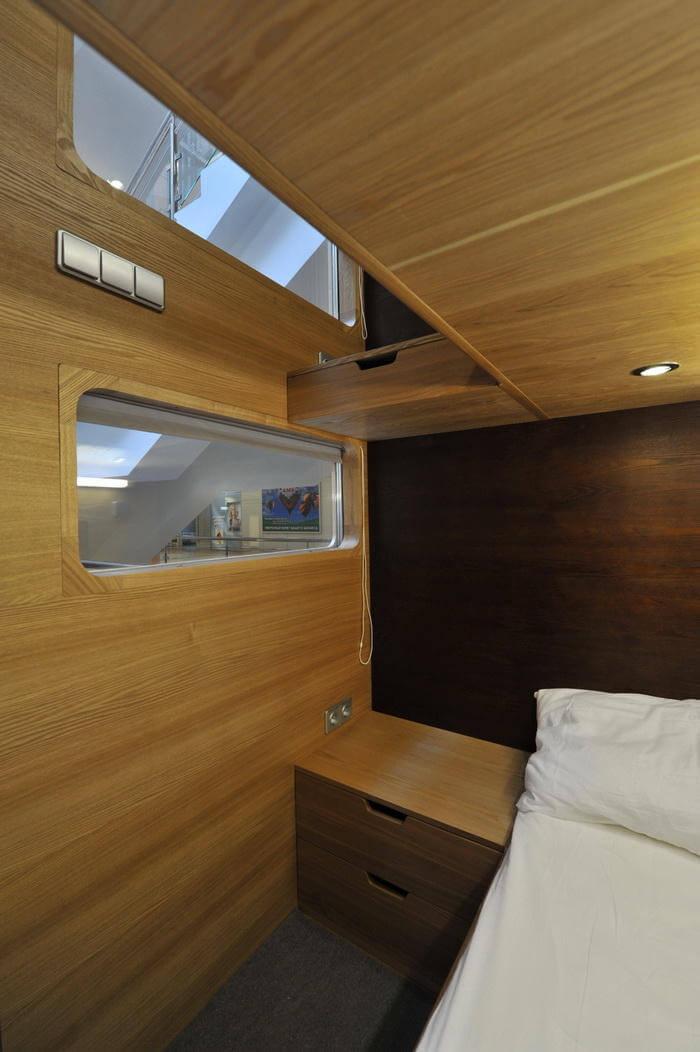 SLEEPBOX - A Unique Type of Accommodation Imagine - oldskull 4
