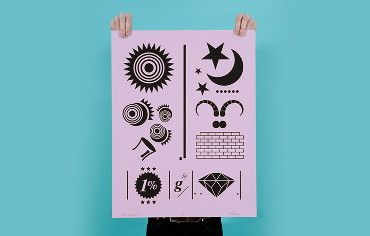 Strange and wonderful posters by artist and designer Michael Boswell(2)