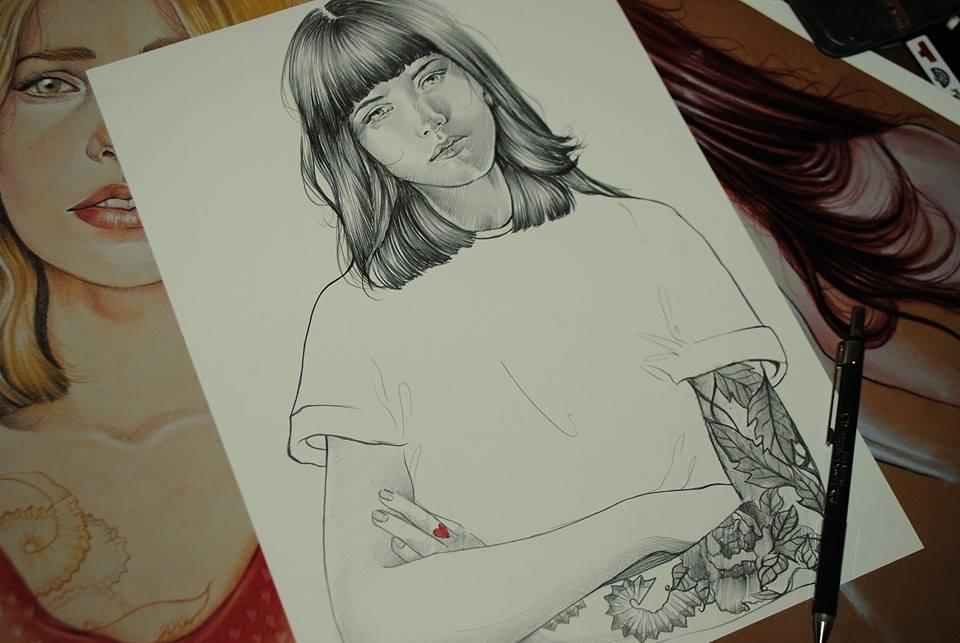 elena pancorbo ilustracion oldskull 2