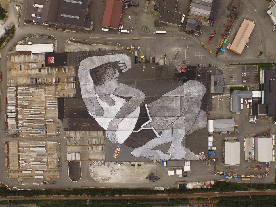 ella & pitr world largets mural 1
