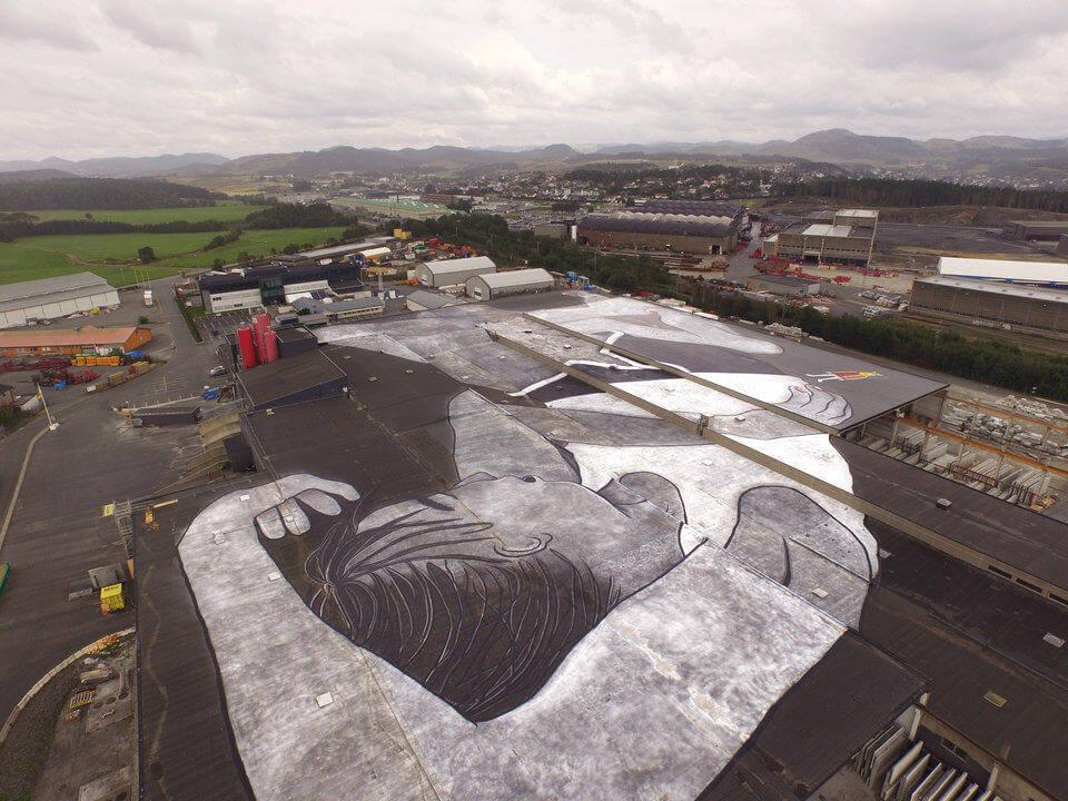 ella & pitr world largets mural 3