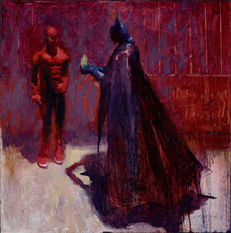 william wray paintings oldskull 5