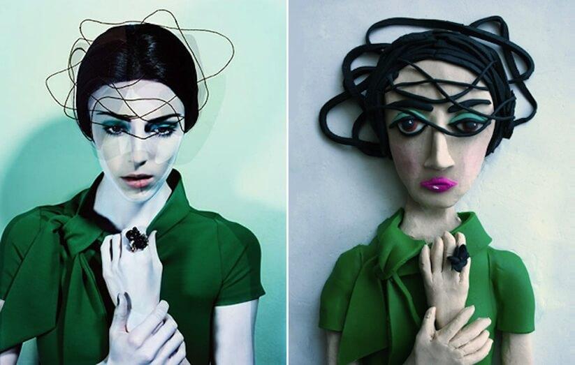 fotografias creadas con plastilina de Eleanor_Macnair-1