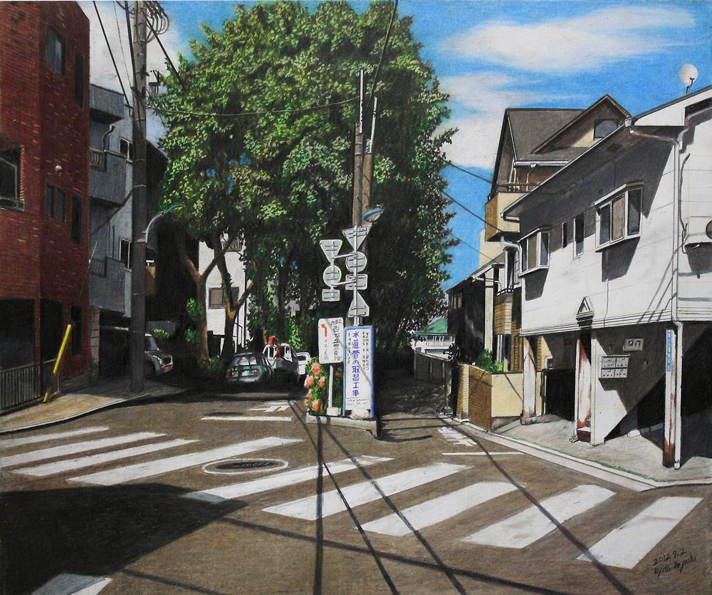 illustrations of tokyo by ryota 10