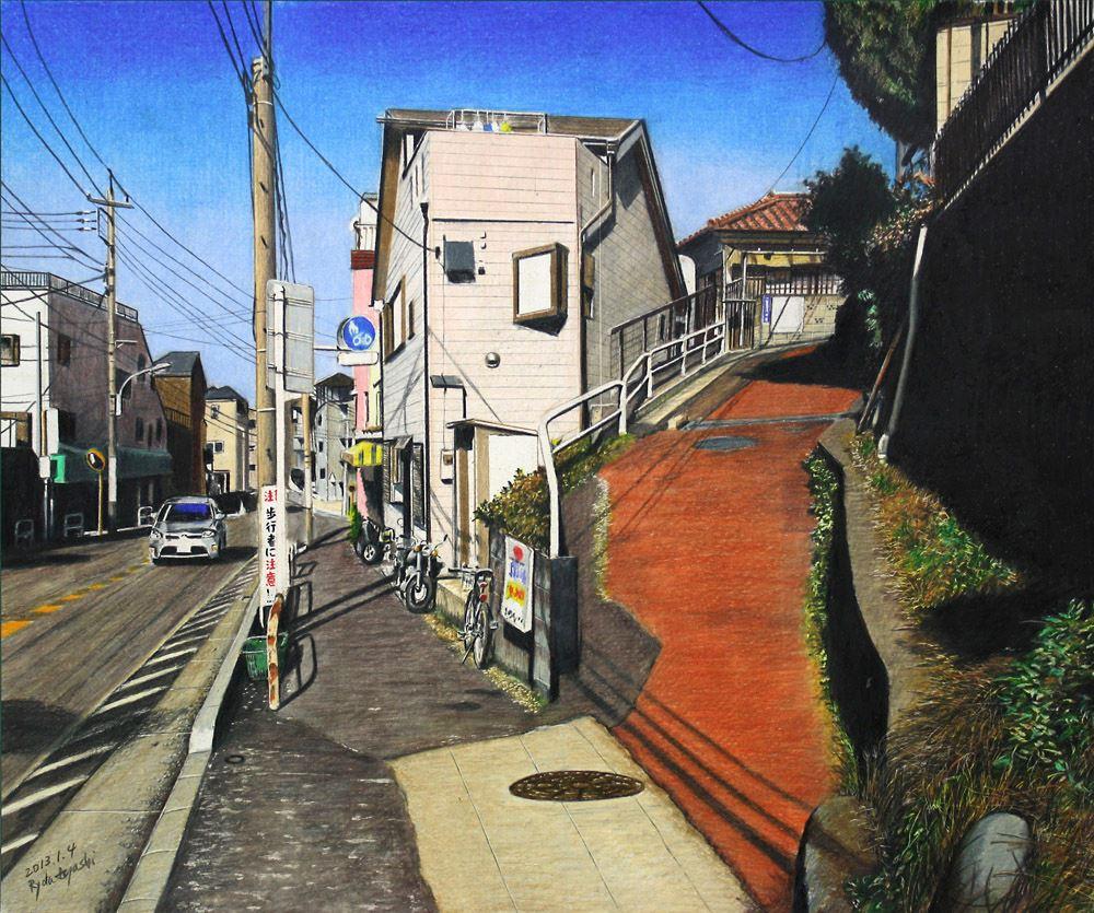 illustrations of tokyo by ryota 9