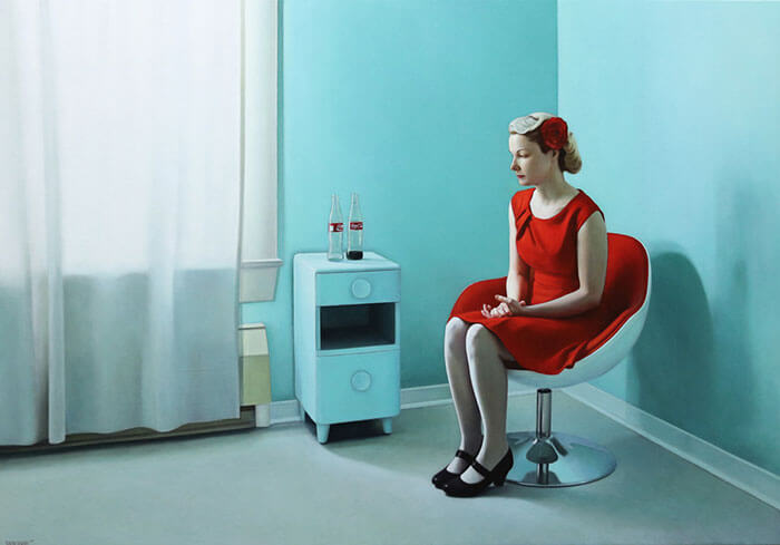 Paintings by Shaun Downey  - 01