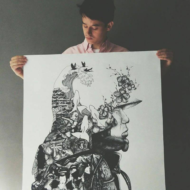 Remarkable Illustrations by Slava Triptih