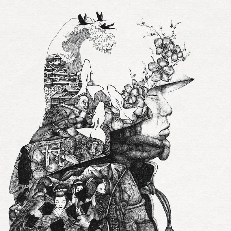 Remarkable Illustrations by Slava Triptih (1)