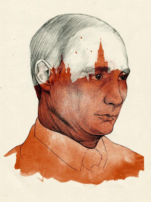 Remarkable Illustrations by Slava Triptih (8-2)